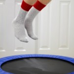 Flush Lymph Fluid from your Cells with Rebounding Exercise