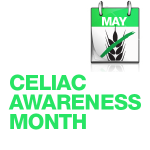 May is National Celiac Awareness Month!