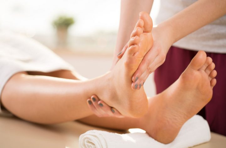 Reflexology for Migraines and Headaches