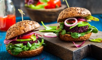 3 Simple, Quick and Easy Vegan Meals