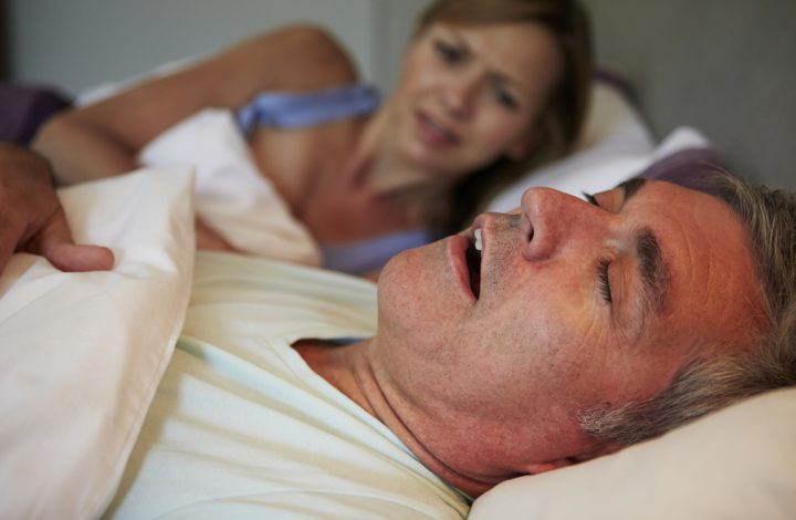 Simple tricks that can help you to snore less