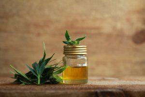 photo of cannabis oil